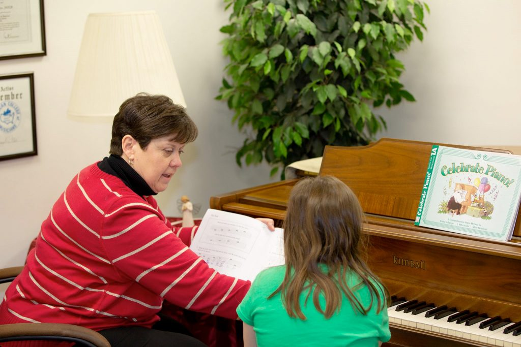 Piano Lessons with Donna